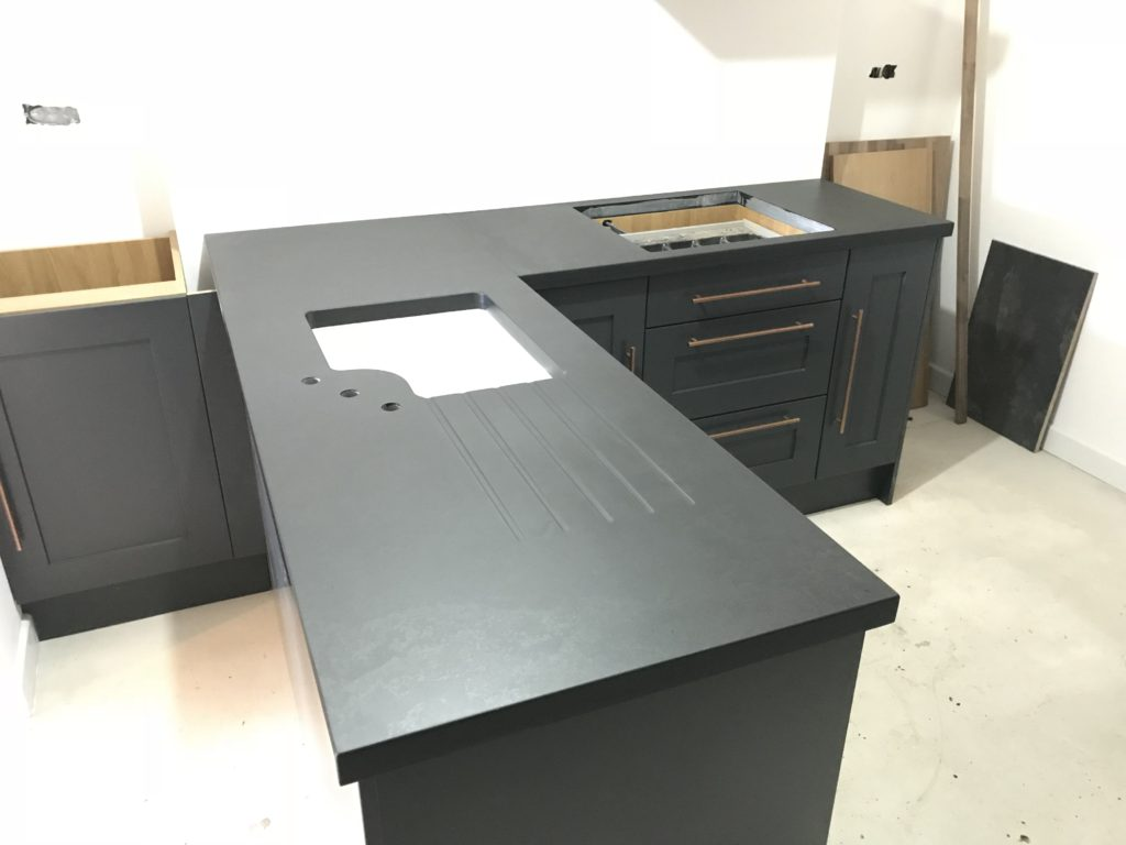 Slate Kitchen Worktops